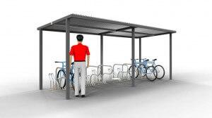 Canopy Shelter Render 1